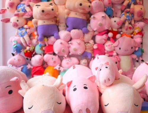 咖啡店太好拍照反而翻桌率低難回本!粉紅色早午餐餐廳 ㄏㄠˇ豬