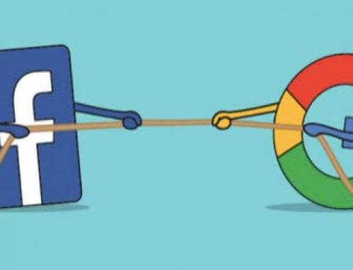 網絡大戰!Google與facebook網上廣告人流Alexa比較